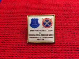 FA Cup Pin Badge