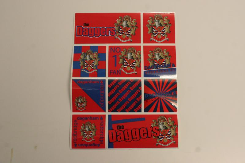 Daggers Stickers