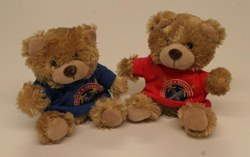 Small Teddy Bears In T-Shirt