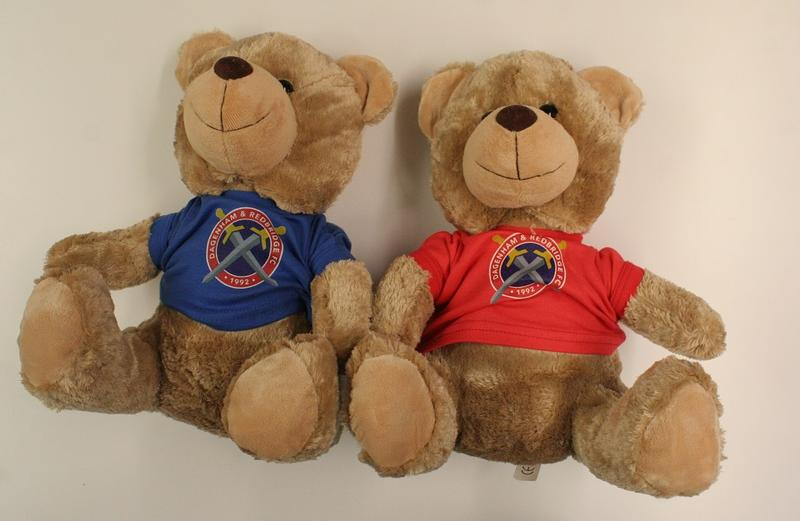 Large Teddy Bears In T-Shirt